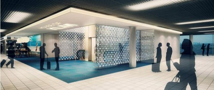 Lighting Design Essential For Experience In New Klm Crown Lounge